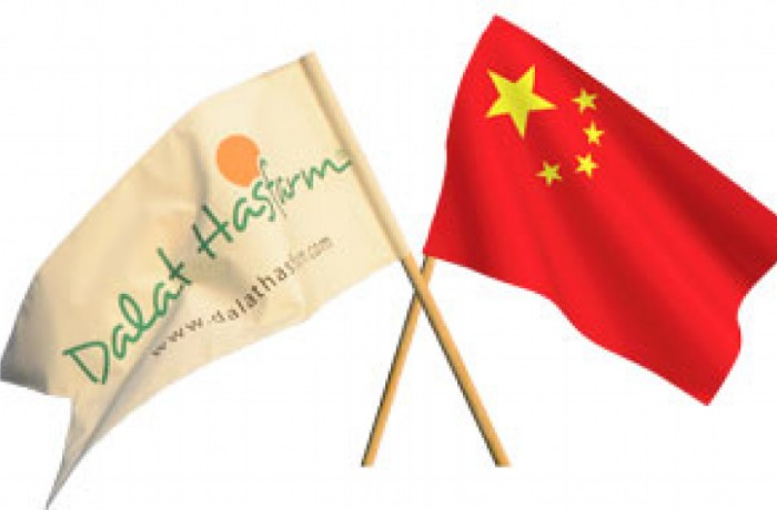 Dalat Hasfarm shipments to China