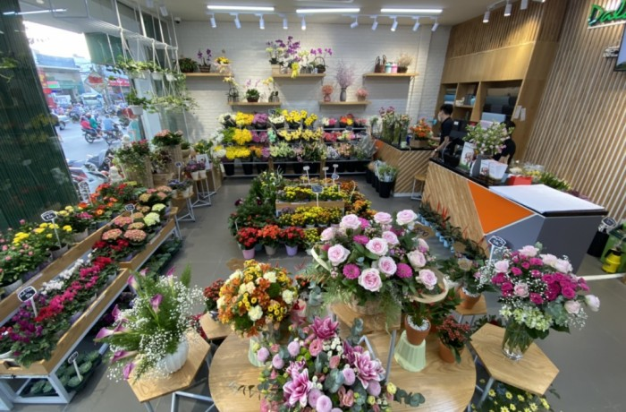 The Grand Opening of Dalat Hasfarm's first retail shop in Can Tho